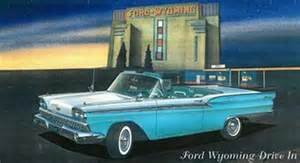 Ford Wyoming Drive Ford Wyoming Drive In Theatre Detroit A List