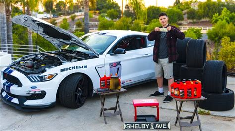 How Much Does A Shelby Mustang Cost by How Much Does It Cost To Own A Shelby Mustang Gt350r