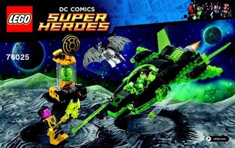 lego green lantern vs sinestro 76025 dc
