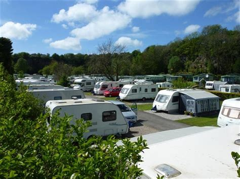 caravan awnings north west hard standing touring pitches cumbria north west