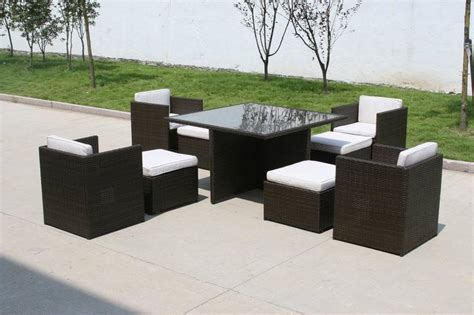 rattan furniture outdoor china rattan furniture set et1095 china outdoor wicker