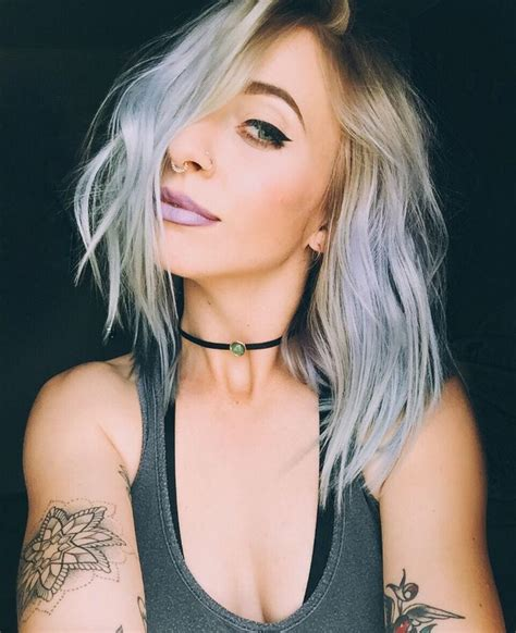 How To Do The Periwinkle Hair Style | periwinkle hair cuts best 25 periwinkle hair ideas on