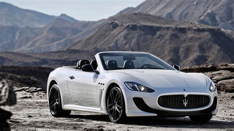 Maserati Grandcabrio Maserati Grancabrio Mc 2014 Wallpaper Hd Car Wallpapers