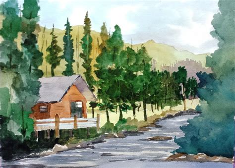 watercolor tutorials larry hamilton paint along with larry hamilton watercolor brad s