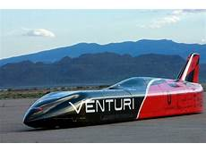 The World Fastest Car in 2017