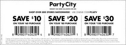Barnes And Noble Coupon Codes Free Printable Party City Coupon September 2017