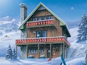 ski cabin plans