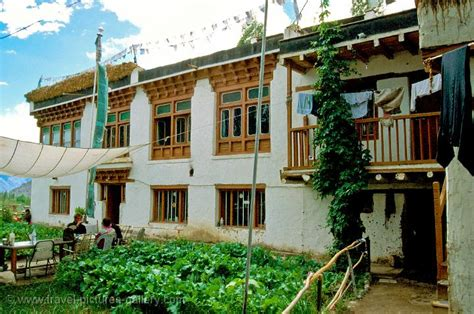 pictures of house pictures of india ladakh 0015 tradtional ladakhi house
