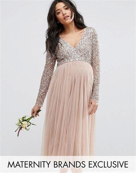 Mahya Dress maternity maternity sleeve midi dress