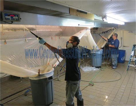 Kitchen Exhaust Cleaning Supplies How We Clean Hoods And Ducts Kitchen Duct
