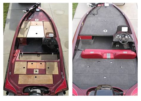 boat flooring options other than carpet installing marine carpet is easier than you think