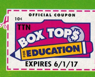 box tops clip simple ways to give metrowest day school