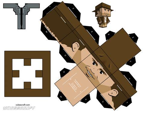 Paper Cube Craft - mu 241 ecos de papel cubecraft taringa