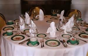 Buffet Table Setting Arrangement Dinner Table Arrangement Picture Of The Grand