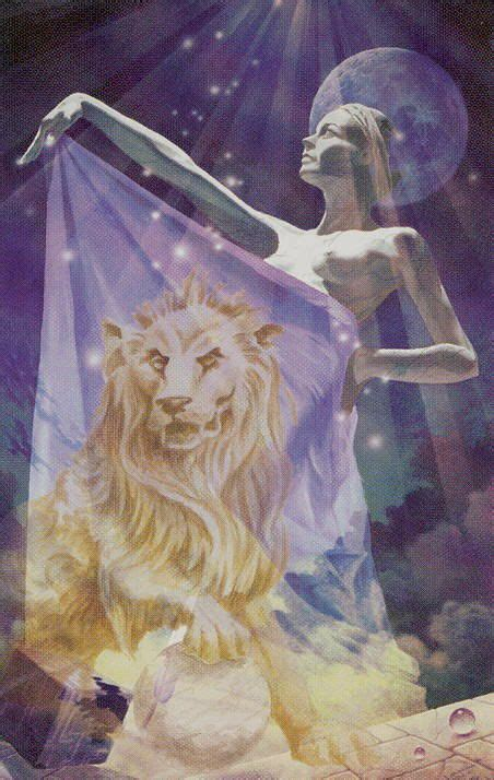 T7463 33 Ananda Top 33 best images about tarot 11 la fuerza on