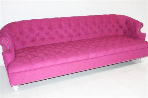 hot pink couches hot pink sofa pink patio sofa from luminaire thesofa