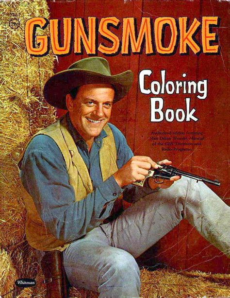 gunsmoke coloring pages hanna barbera archives animationresources org serving