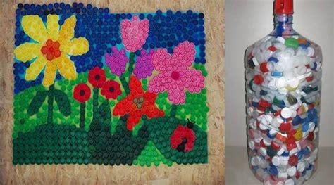 fiori con tappi di plastica fiori con tappi di plastica best palla with fiori con