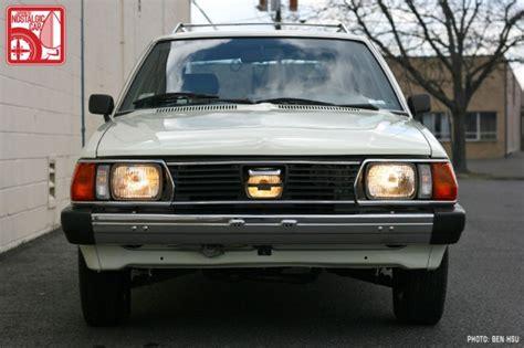 subaru wagon 1980 image gallery 1980 subaru wagon
