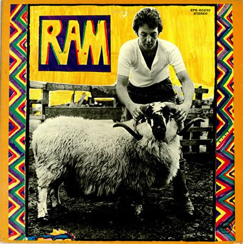 lennon makes of paul mccartney s ram cover