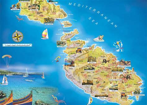 best places to visit in malta malta best destinations map joao leitao travel
