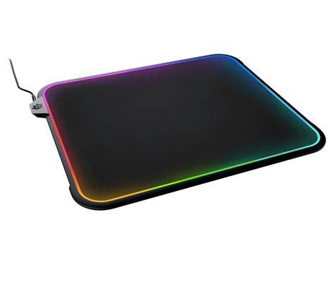 porta rgb steelseries mousepad qck prism porta l illuminazione rgb