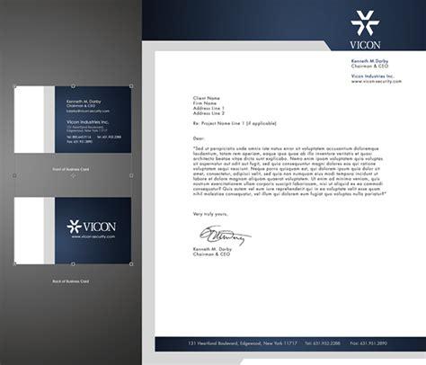 business letterhead behance letterhead business card designs on behance