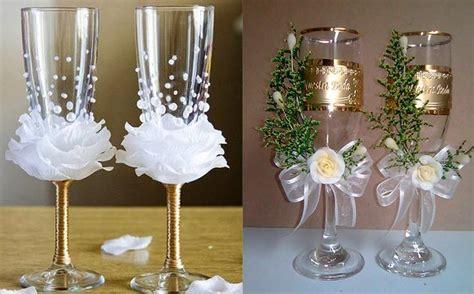 decoracion copas boda cool decoracion de copas para boda imponentes imagenes