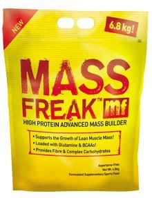 Pharma Freak Mass Freak 15 Lbs Gainer nutrition systems 187 pharmafreak products