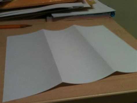 How To Fold A Paper Into 3 - paper folding activities the reflective educator