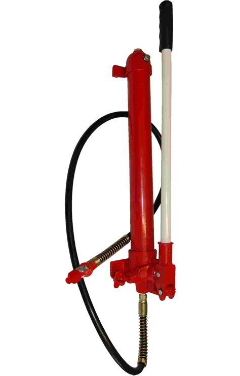 bureau d 騁ude hydraulique pompe hydraulique manuelle 10 tonnes avec manom 232 tre