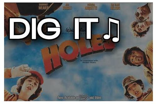 holes movie soundtrack download