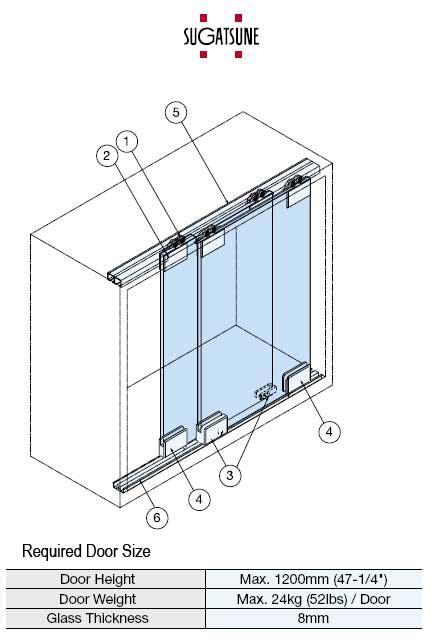 Sliding Glass Door Systems Xl Gc Glass Door Sliding Systems