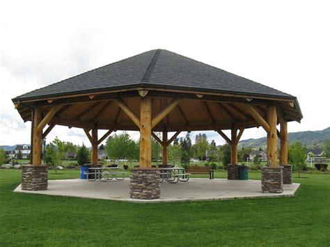 Log Gazebo Log Gazebo S Preassembled Log Homes And Cabins By