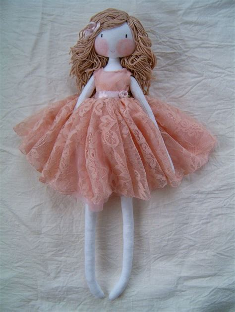 Handmade Rag Doll Patterns - best 25 handmade dolls ideas on handmade