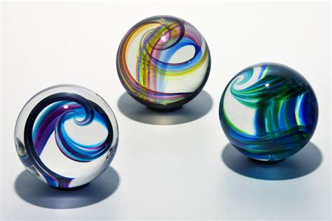 How To Make A Jewelry Roll - oversized glass marbles by michael trimpol and monique lajeunesse art glass marbles artful home