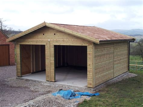 two door garage warwick garages warwick garage timber garages
