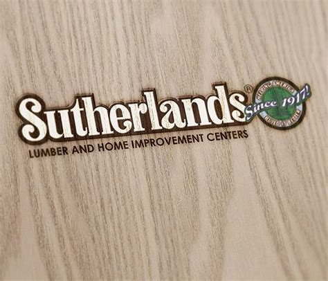 sutherlands improvement stores local hardware