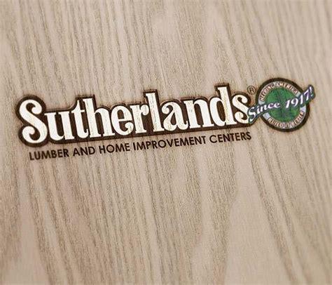 sutherlands improvement stores local hardware