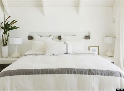 Why Do Pillows Go Flat by The Bed Just Got So Much Easier Huffpost