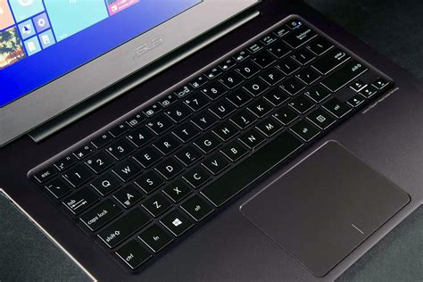Keyboard Asus Asus Zenbook Ux305 Review Ux305fa Asm1 Digital Trends