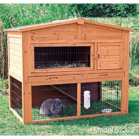 Rabbit Houses by 1000 Ideas About Outdoor Rabbit Hutch On