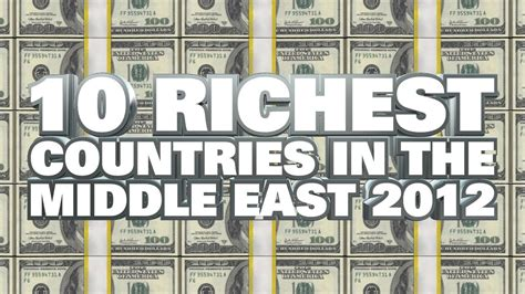 top 10 richest in the world 2013 dianneebue s top 10 richest countries in the middle east 2012