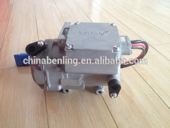 Electric Automotive Air Conditioning Compressor Dm27a9