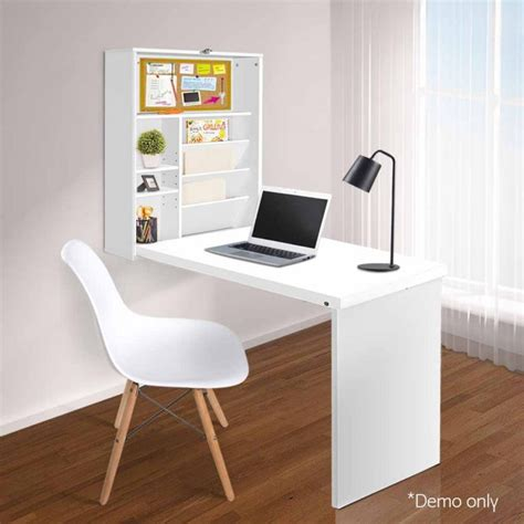 fold away study desk fold away wall desk