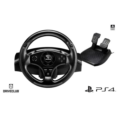volante t80 thrustmaster t80 driveclub edition ps4 accessoires ps4