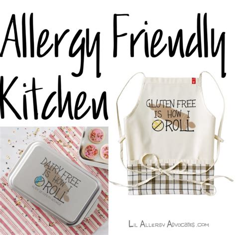 shoo for allergies allergy friendly kitchen lil allergy advocates
