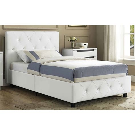 white full bed with storage full size platform bed with storage full size of bed
