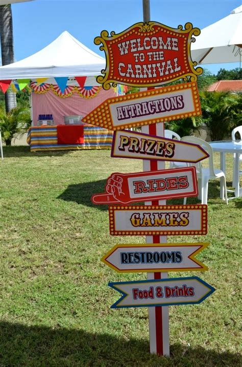 carnival themed games a boy s carnival birthday party birthday party games