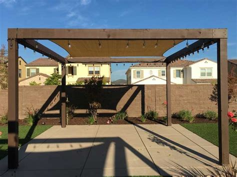 pergola shade sails outdoor goods
